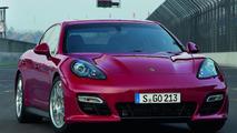 2012 Porsche Panamera GTS - 17.11.2011