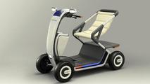 Honda TOWNWALKER concept - 10.11.2011
