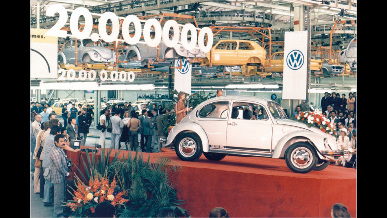 VW Käfer (1938-2003)
