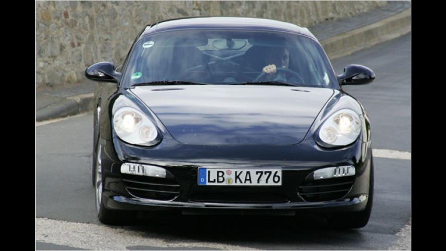 Finsterer Erlkönig gesichtet: Der Porsche Boxster RS kommt