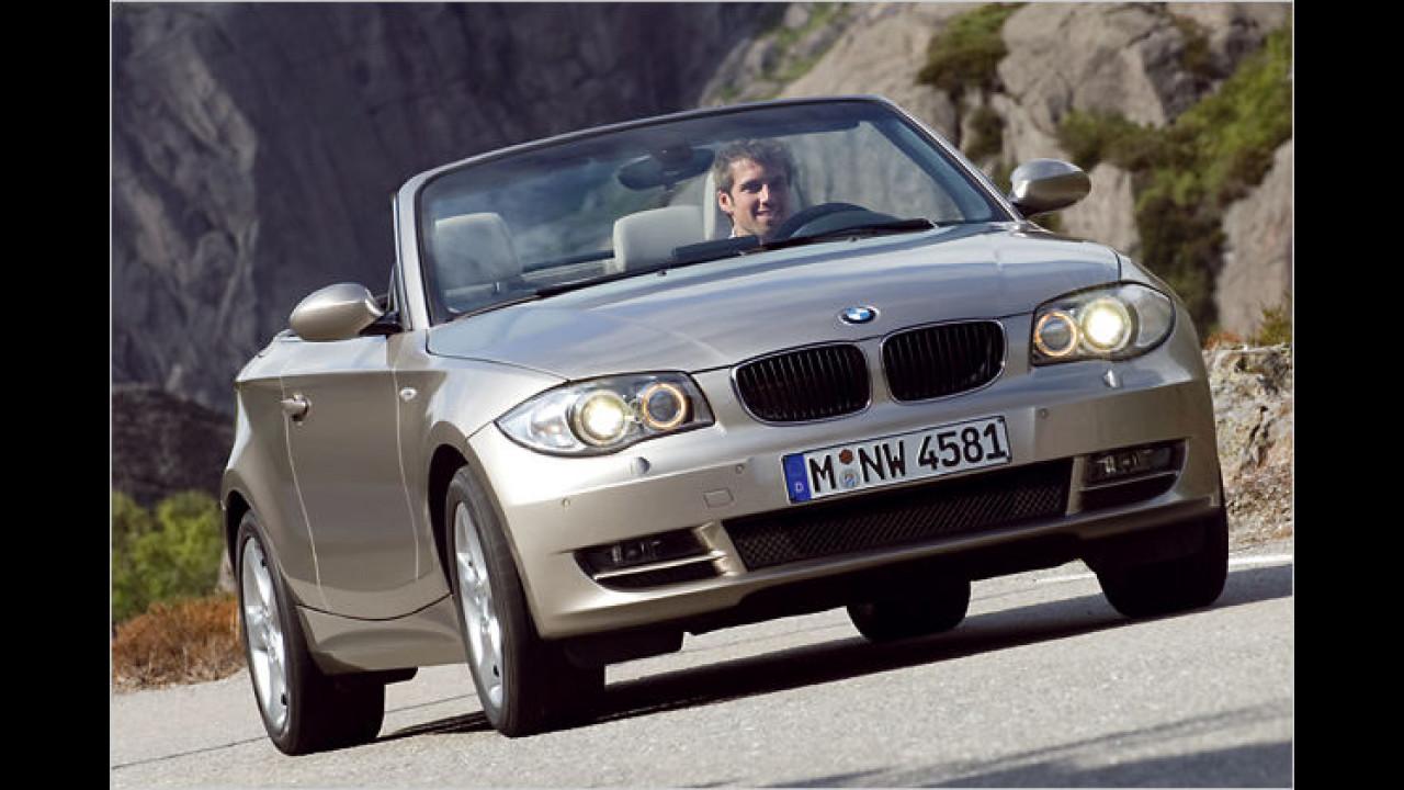 BMW 120i Cabriolet