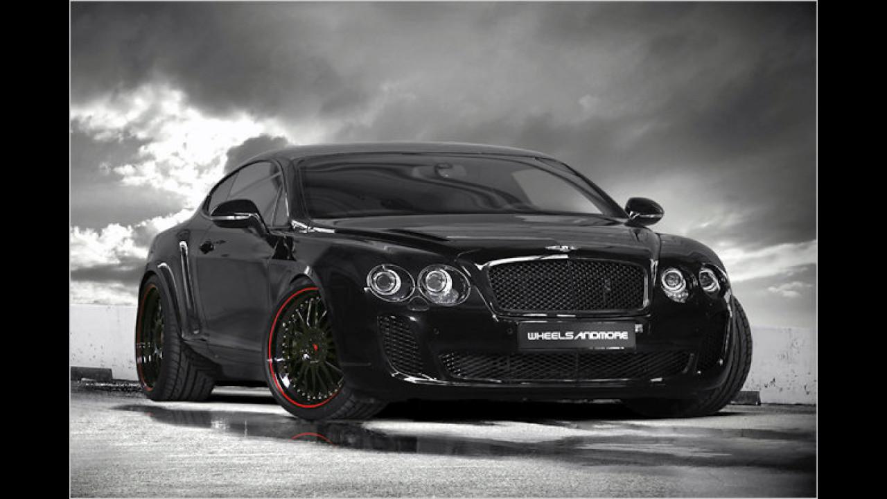 Wheelsandmore Bentley Continental Ultrasports 702