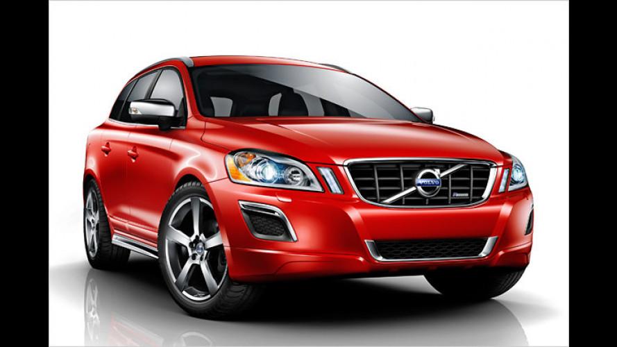 Volvo XC60 kommt als Sportvariante R-Design