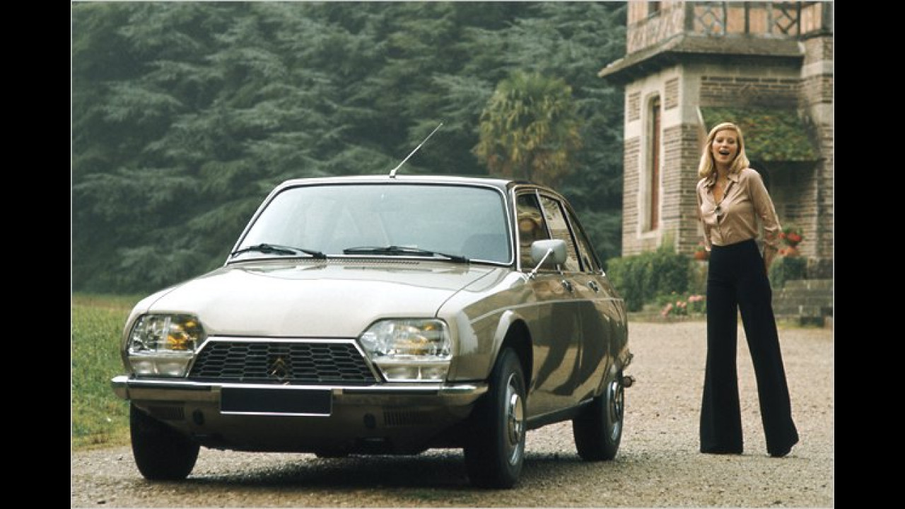 Citroën GS Birotor (1974)