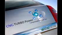 Erdgas-Zafira mit Turbo