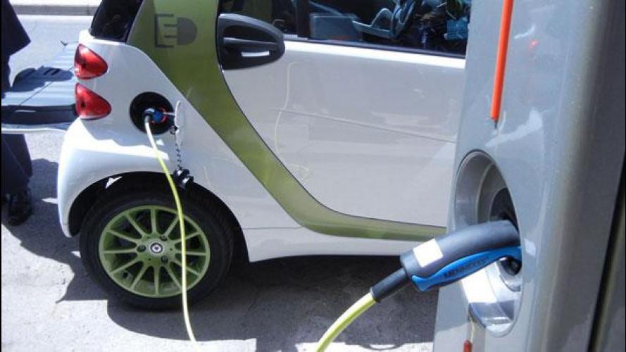 Incentivi all'auto elettrica, come saranno nel Decreto Sviluppo