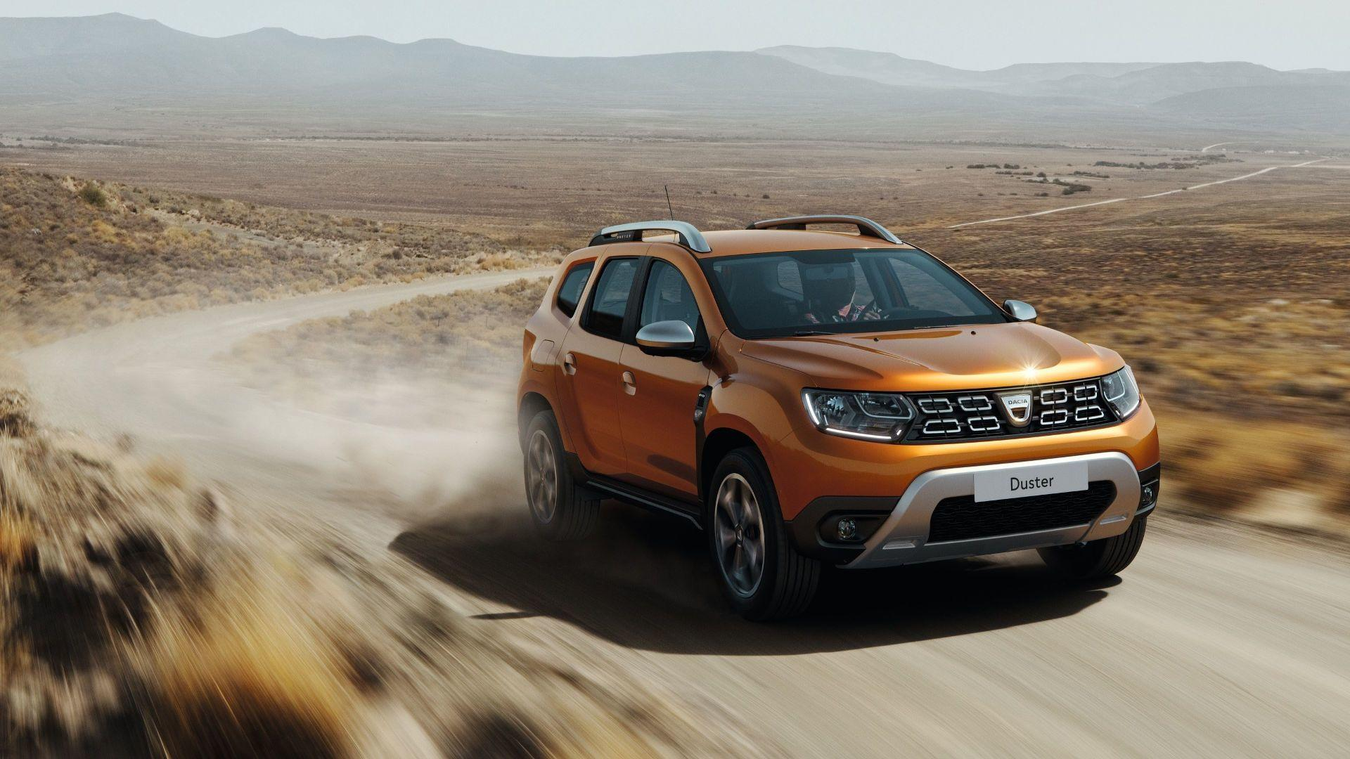 2017 dacia duster next generation review future auto review - 2018 Dacia Duster Goes Official With Evolutionary Design Product 2017 08 30 07 27 18