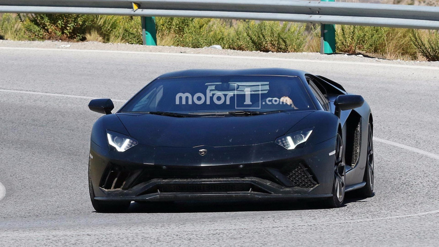 See The Meaner Lamborghini Aventador In Vertical Video Glory