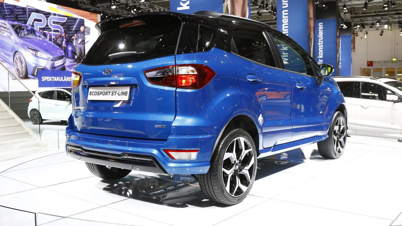 Image Result For Ford Ecosport Website
