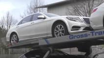 Mercedes-Benz S500 Wide Body