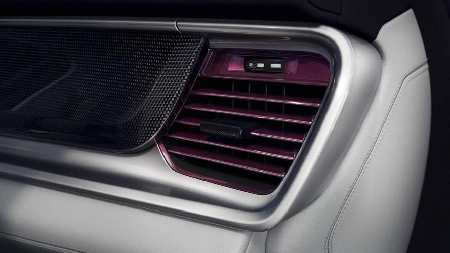 Porsche Panamera Turbo S E-Hybrid Sport Turismo in Amethyst Metallic