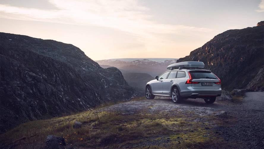 Volvo V90 Cross Country Ocean Race, un coche ecológico y solidario