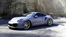 Gemballa GT Concept, un 911 Turbo con 840 CV