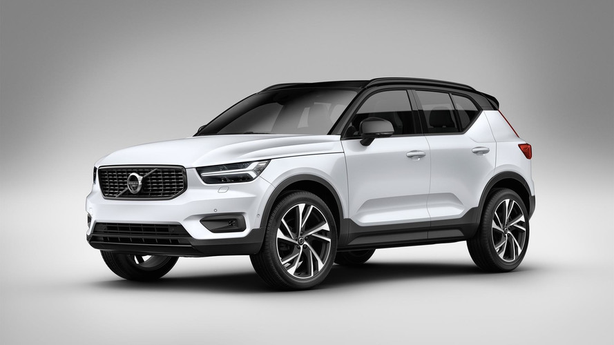 Volvo XC40 Will Make Its U.S. Debut In Los Angeles