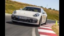 Test: Porsche Panamera Turbo S E-Hybrid