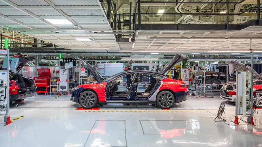 Production Tesla