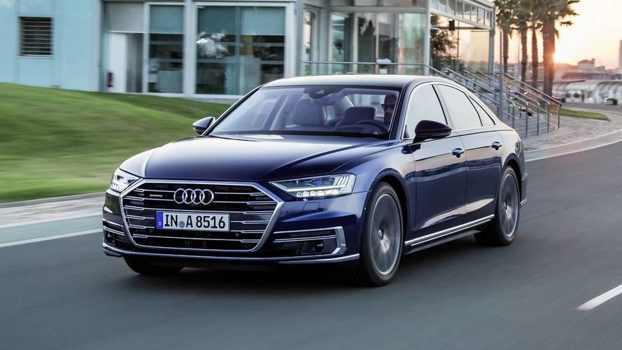 2018 Audi A8'in 11 havalı teknolojisi