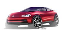 VW I.D. Crozz II Concept