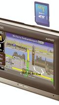 Clarion MAP680 navigation unit