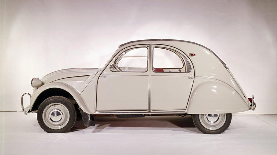 Este Citroën 2CV quiere ser el nuevo rey del derrapaje
