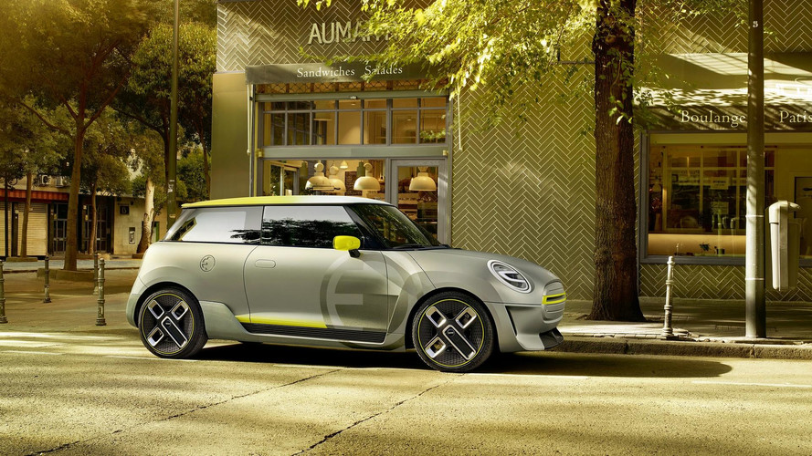 Six Minutes With The Mini Electric Concept