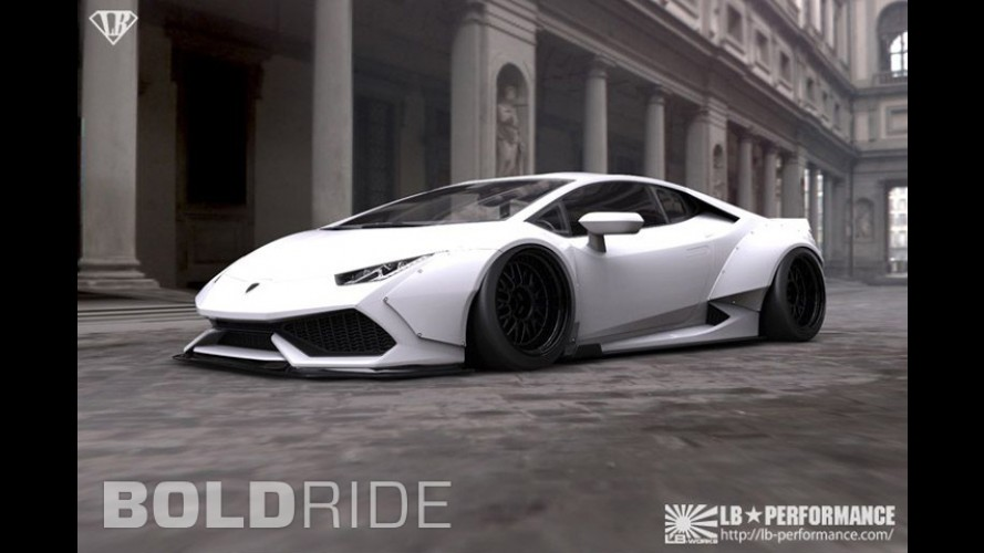 Liberty Walk Lamborghini Huracan