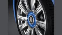 Rolls-Royce Dawn Bespoke blue