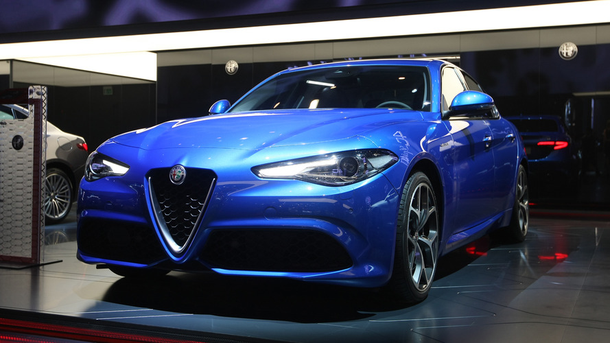 Alfa Romeo Giulia Veloce is the next best thing to a Quadrifoglio