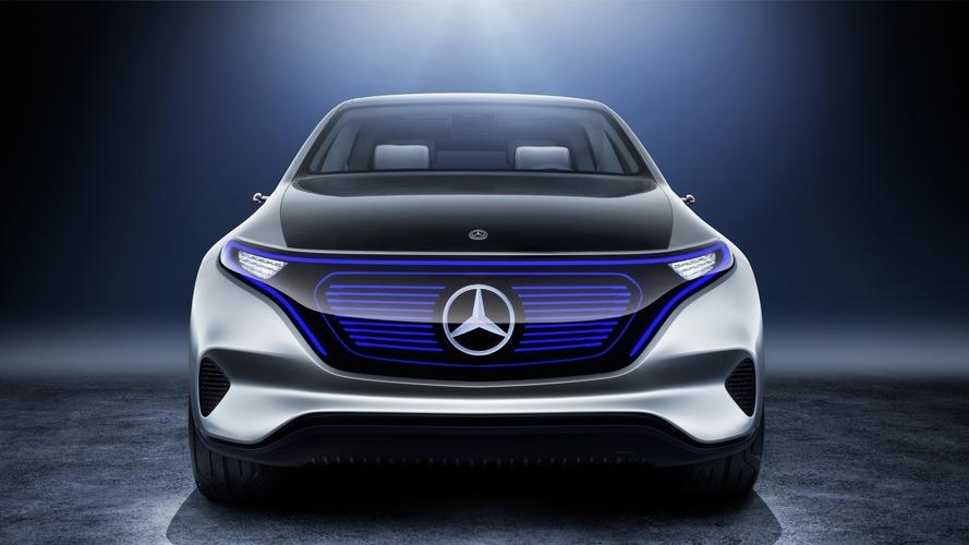 Mercedes veut devancer Tesla dans moins de 10 ans
