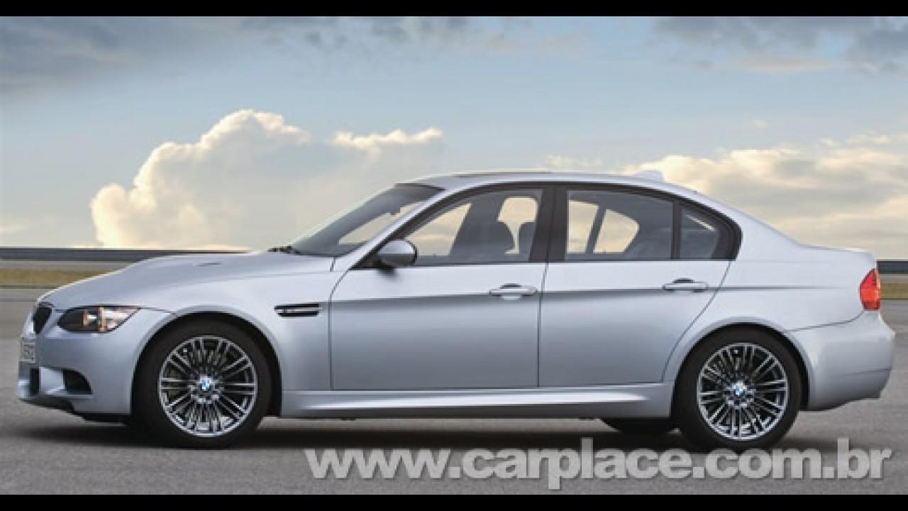 BMW M3 2009 - Divulgadas imagens oficiais do facelift da versão esportiva