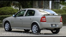Chevrolet Astra Advantage Plus passa a ser versão de série na linha 2009