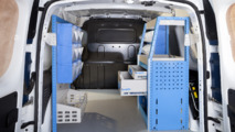 Renault Kangoo with Ready4Work racking and storage solutions