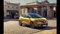 Yeni Renault Scenic Cenevre'de gösterildi