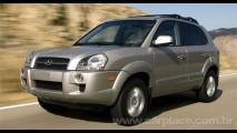 Hyundai Tucson nacional pode chegar com motor bicombustível - Será que o i30 também?