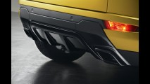 Land Rover Range Rover Evoque Sicilian Yellow