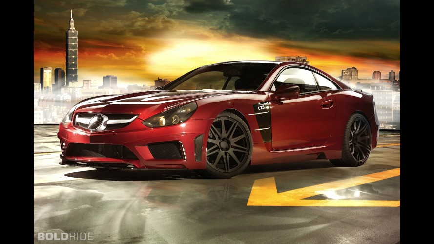 Carlsson Super GT C25 Limited Edition