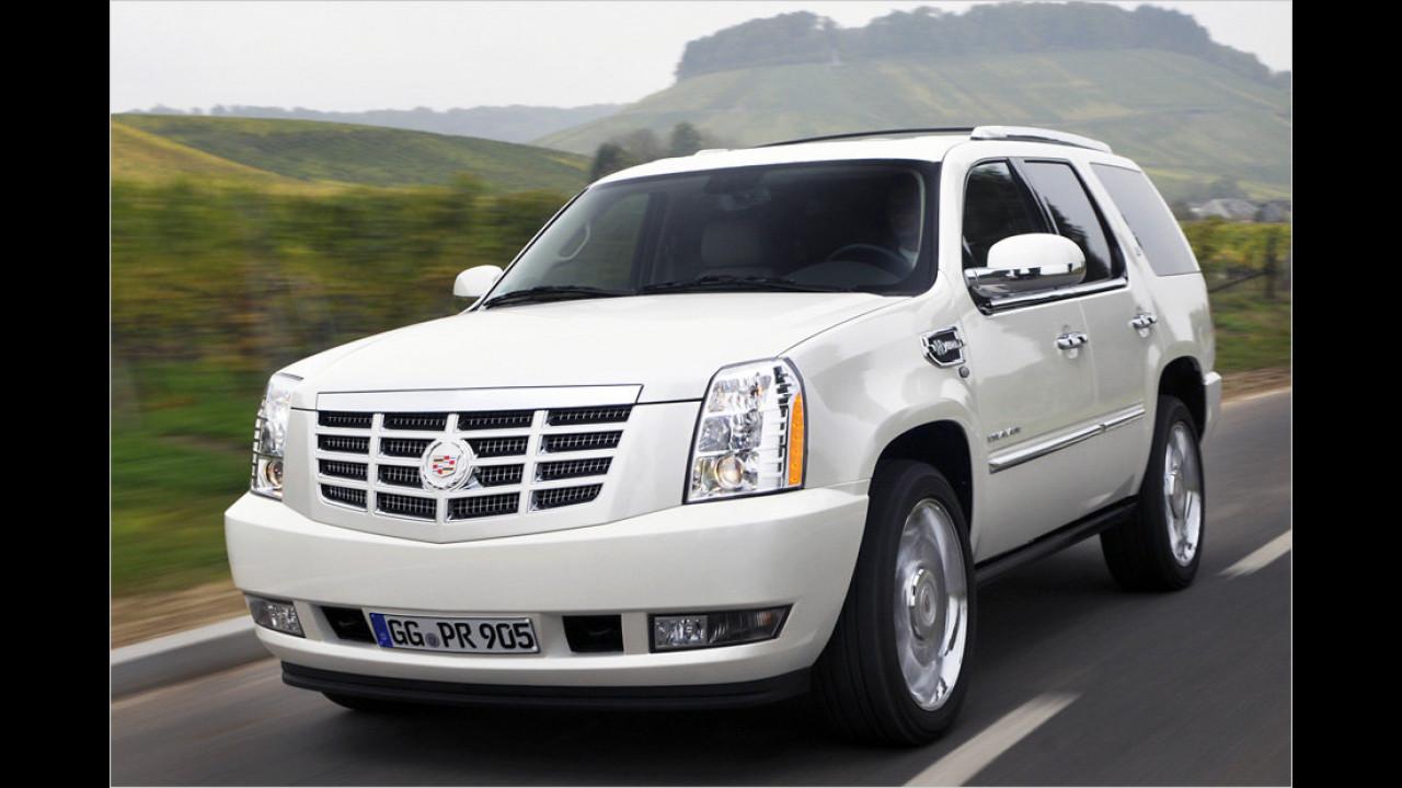 Cadillac Escalade 6.0 V8 Hybrid Sport Luxury