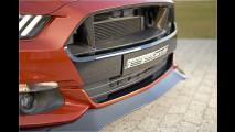 820 PS im Kompressor-Mustang