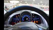 Salão do Automóvel: Honda CR-Z híbrido esbanja tecnologia e modernidade