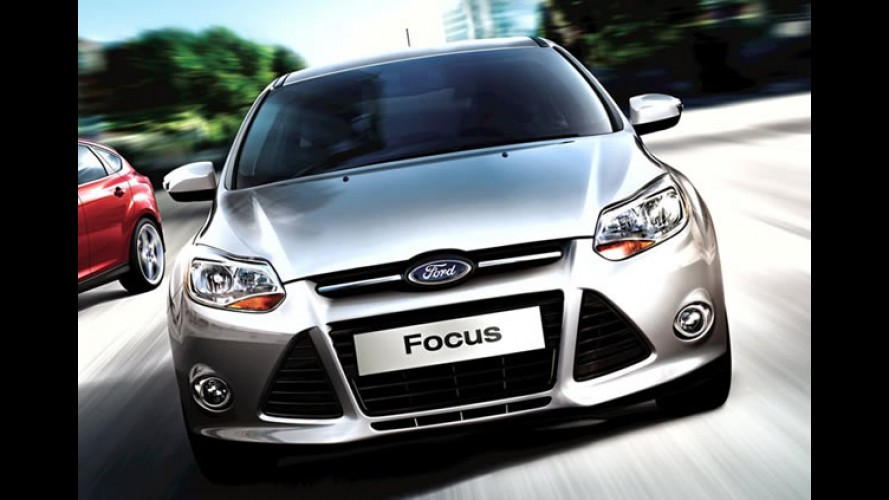 Ford exibirá Focus Coupé e novo crossover em Detroit