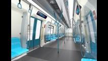 BMW vai projetar as novas composições do metrô na Malásia