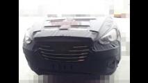 Flagra: Hyundai ix35 ganhará sua primeira reestilização em breve