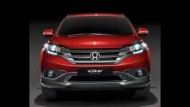Honda apresenta Novo CR-V em versão européia