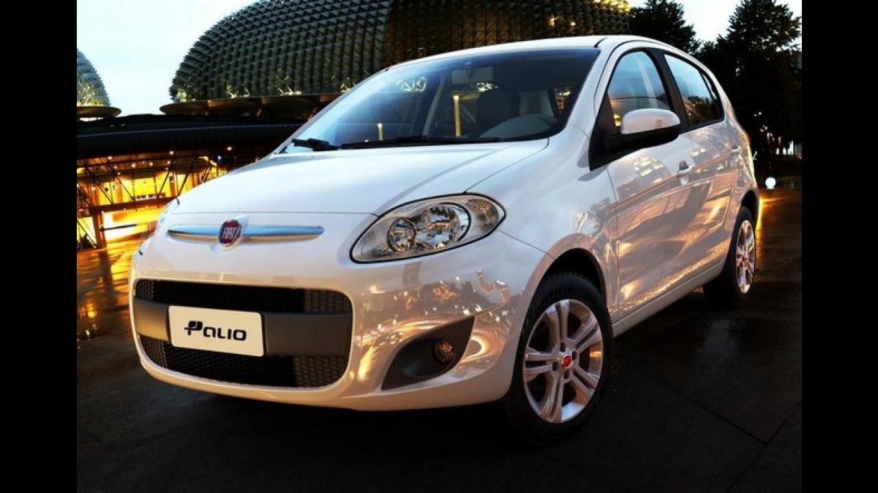 Novo Palio chega ao México - Completo, com motor 1.6 16v e preço equivalente a R$ 30.600