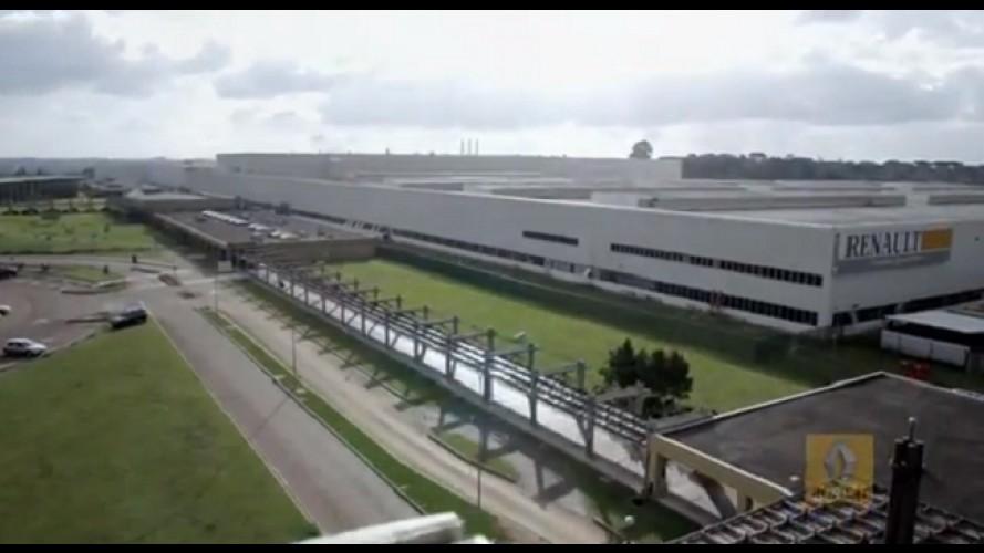 VÍDEO: Renault destaca ampliação de fábrica no Paraná