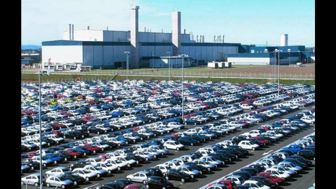 BRASIL, 1ª quinzena de janeiro: Chevrolet começa na frente