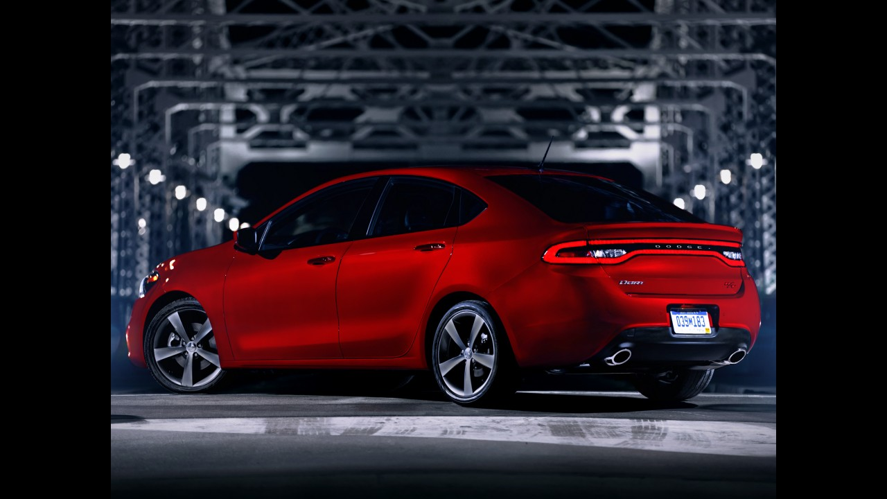 Dodge anuncia preços do novo Dart 2013 para os EUA - Modelo custará entre US$ 15.995 e US$ 22.495