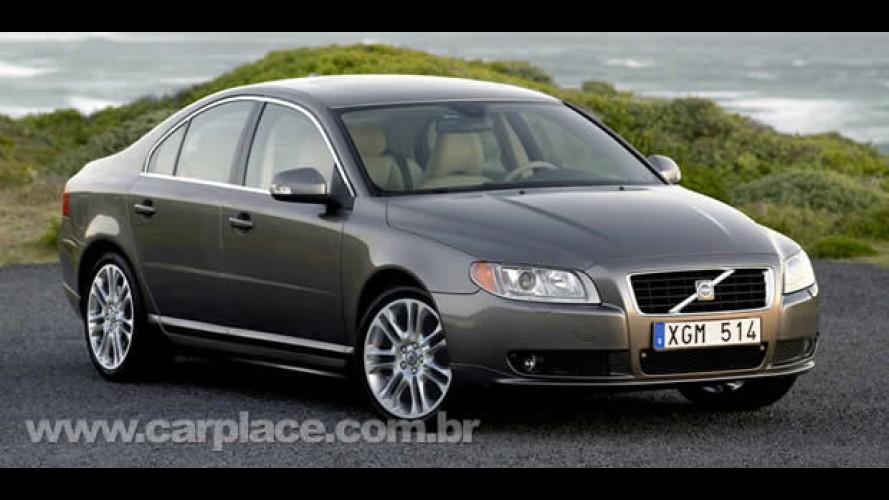 Volvo concede bônus promocional de até R$ 45 mil para modelos linha 08/09