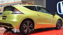 2013 Honda CR-Z facelift 20.9.2012