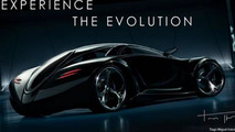 Mithos Eletcromagnetic vehicle concept